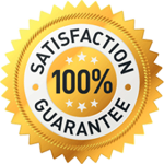 Satifaction Guarantee